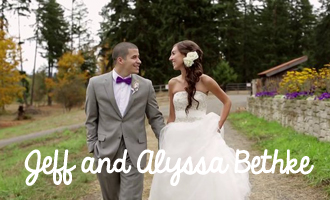 Jefferson and Alyssa Bethke